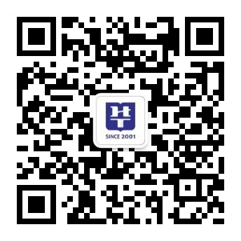 事业单位微博二维码